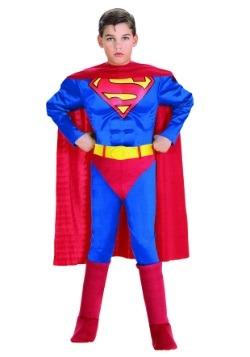Child Deluxe Superman Costume