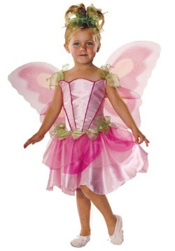 Child Springtime Fairy Costume
