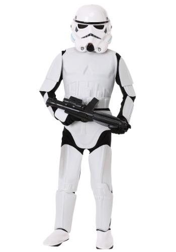 Child Deluxe Stormtrooper Costume
