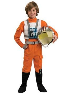 Child X-Wing Pilot