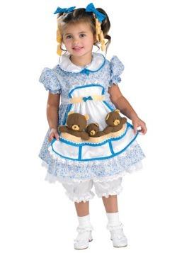 Child Goldilocks Costume
