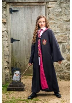 Child Deluxe Gryffindor Robe