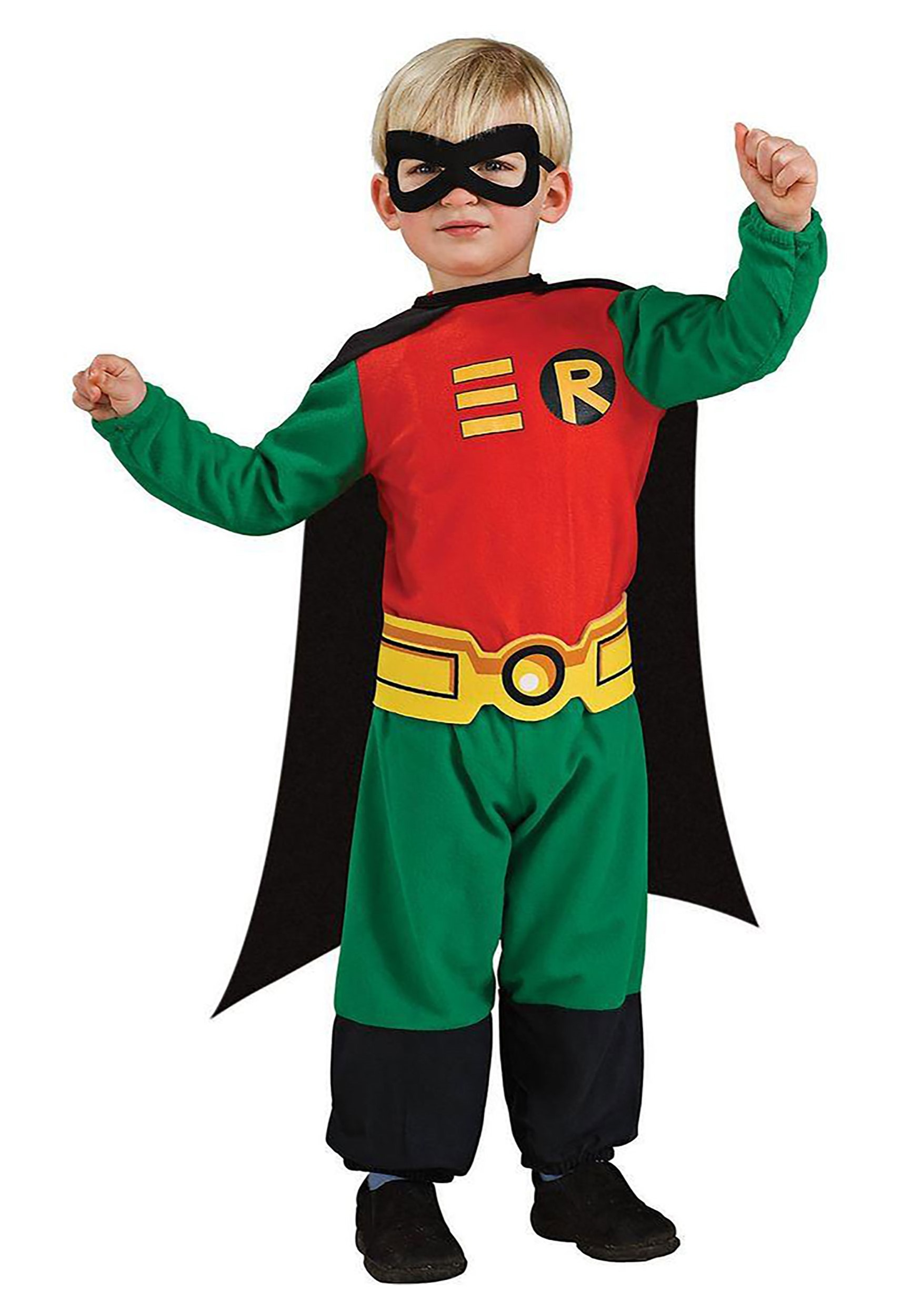Toddler Robin Costume  sc 1 st  Halloween Costumes UK & Baby u0026 Infant Halloween Costumes