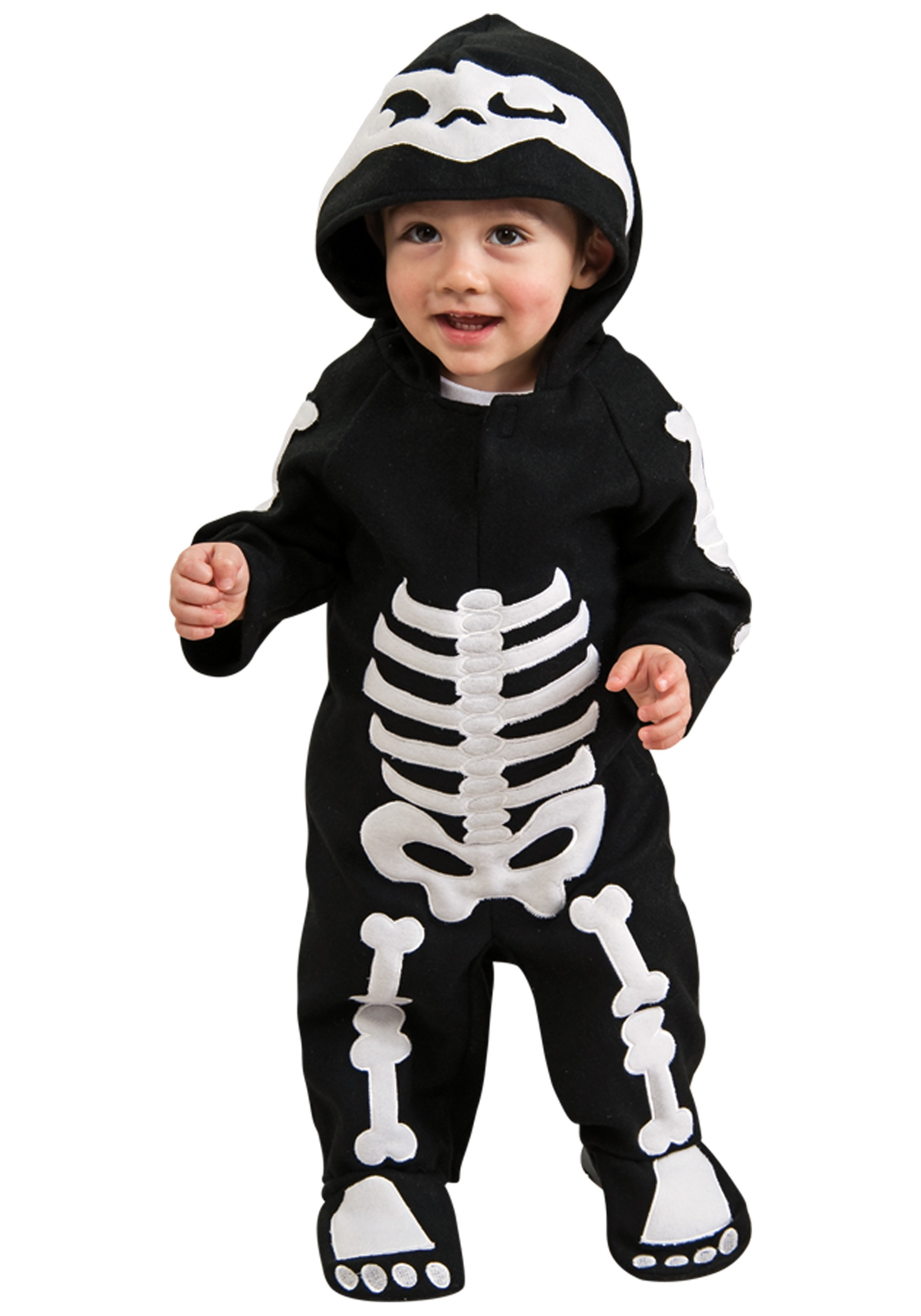Infant / Toddler Skeleton Costume  sc 1 st  Halloween Costumes UK & Toddler Costumes