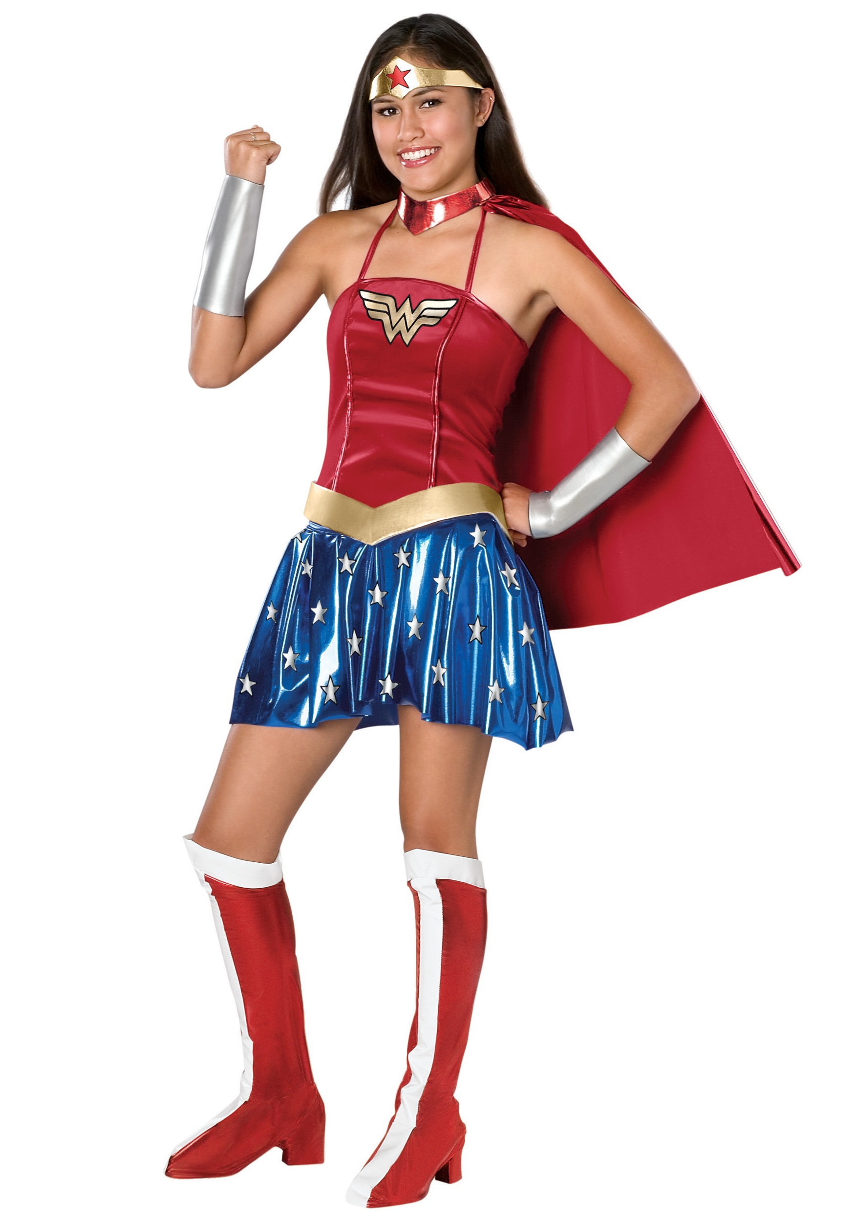 Wonder Woman Teen Costume  sc 1 st  Halloween Costumes UK & Teen Halloween Costumes - Costumes for Teen Girls and Boys Teen ...