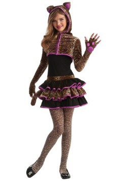 tween leopard costume - Girls Teen Halloween Costumes