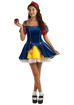 teen snow white costume - Girls Teen Halloween Costumes