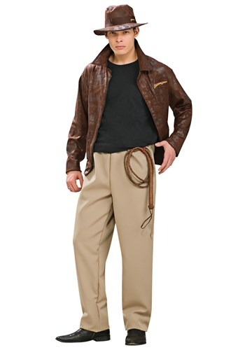 Adult Deluxe Indiana Jones Costume