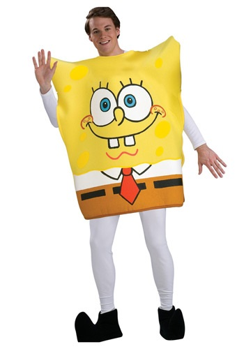 Adult Spongebob Squarepants Costume