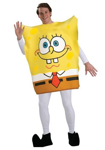 Adult Spongebob Squarepants Costume