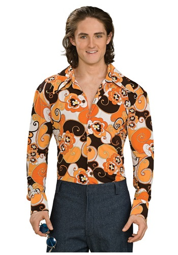 Paisley Disco Shirt