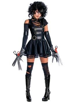 Miss Scissorhands Costume